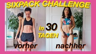 SIXPACK in 30 Tagen | SELBSTEXPERIMENT