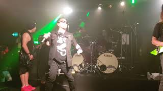 Loudness - Soul On Fire @ The Crowbar Sydney May 10th, 2019.