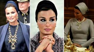 Какие Драгоценности Носит Шейха Моза – одна из самых богатых и стильных женщин Востока.