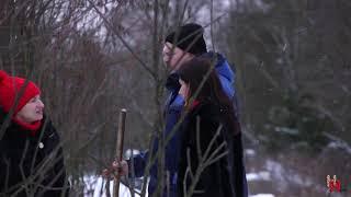 Зима в Половцово