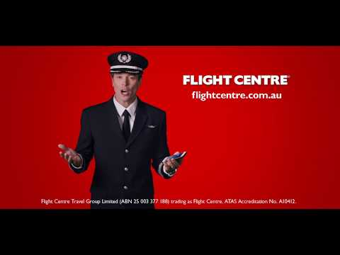 Book Online with Flight Centre