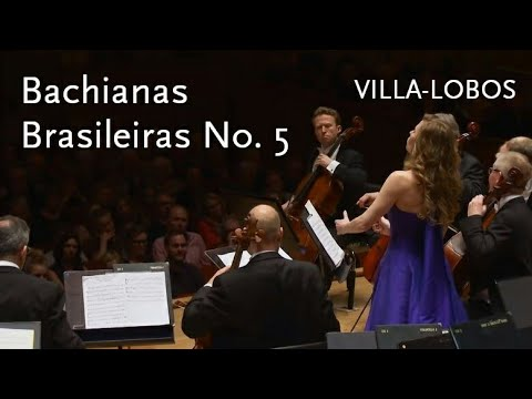 Bachianas Brasileiras No. 5 • Villa-Lobos • Gothenburg Symphony Orchestra