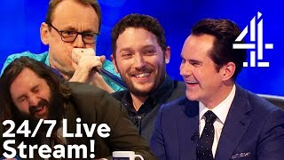8 Out of 10 Cats Does Countdown | 24/7 Live Stream