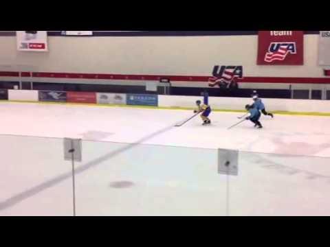 K. Ebert Short Handed Goal