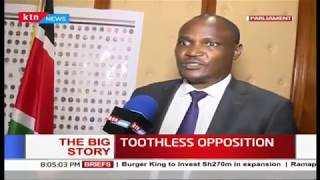 Oppositions\' watchdog role compromised? Part One | #TheBigStory