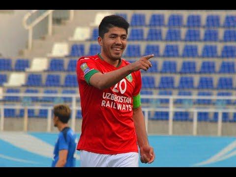 Lokomotiv vs Olmaliq 5:0. O'yin sharhi