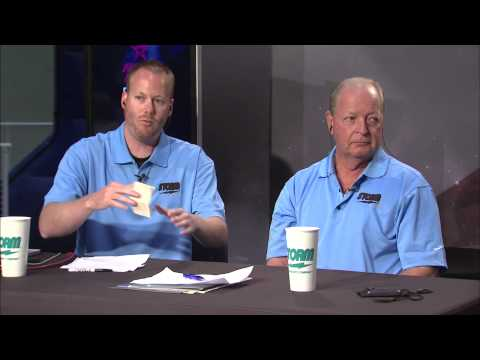 Storm Live, Norm Duke and Pete Weber / Jan Schmidt and Randy Pedersen talk at Bowl Expo