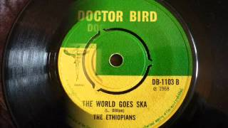 THE ETHIOPIANS Stay Loose Mama & The World Goes Ska