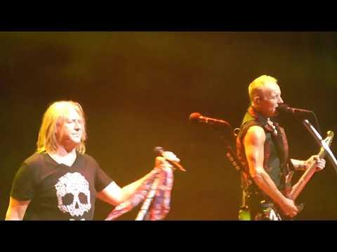 "DEF LEPPARD ""Dangerous"" live in Edmonton June 2, 2017"