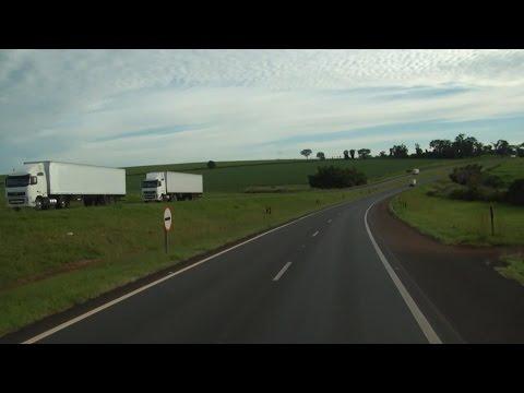 Rodovia BR-050 - Minas Gerais - Viagem de São Paulo-SP a Brasília-DF- 6a Parte