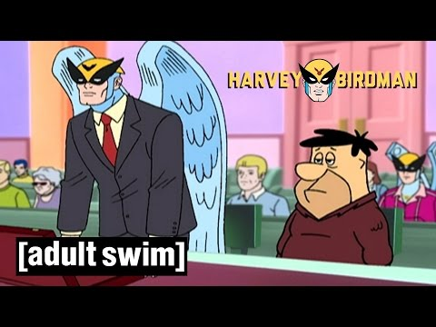 5 Timeless Courtroom Showdowns | Harvey Birdman, Attorney at Law | Adult Swim