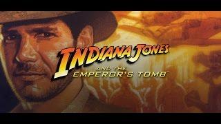 Индиана Джонс и Гробница Императора #1 - Цейлон