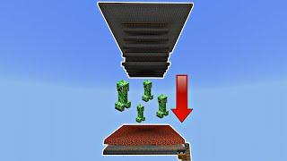 Лучшая ФЕРМА ПОРОХА Для ВЫЖИВАНИЯ   Майнкрафт Пе 1.16.1   Minecraft Bedrock Edition   #ЛПД  