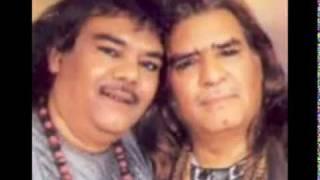 (REAL OLD FAMOUS GHAZAL)GHUNGRU TOOT GAYE BY MAQBOOL SABRI(sabri brothers)