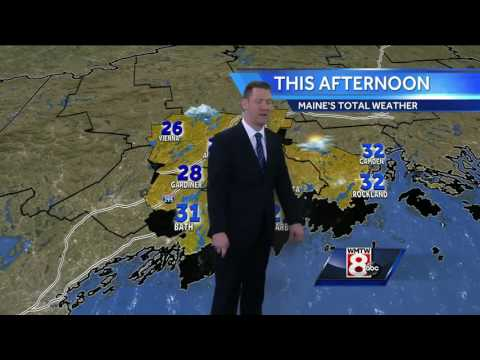 Ted's Wednesday Morning Weather Forecast