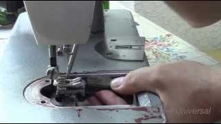 Как сделать большой стежок на швейной машине Подольск142.Видео№86.(Маленькие,но иногда очень нужные секреты,по не стандартной регулировке швейных машин., 2015-07-09T16:09:31.000Z)