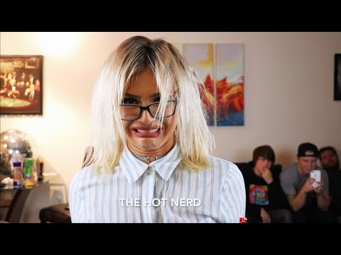TYPES OF KIDS AT SCHOOL ft. Kristen Hancher, Raegan Beast, Nick, Hunter, Nathan & Dru