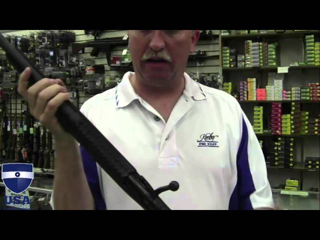 Mossberg MVP Series: Bolt Action .223 Rifle