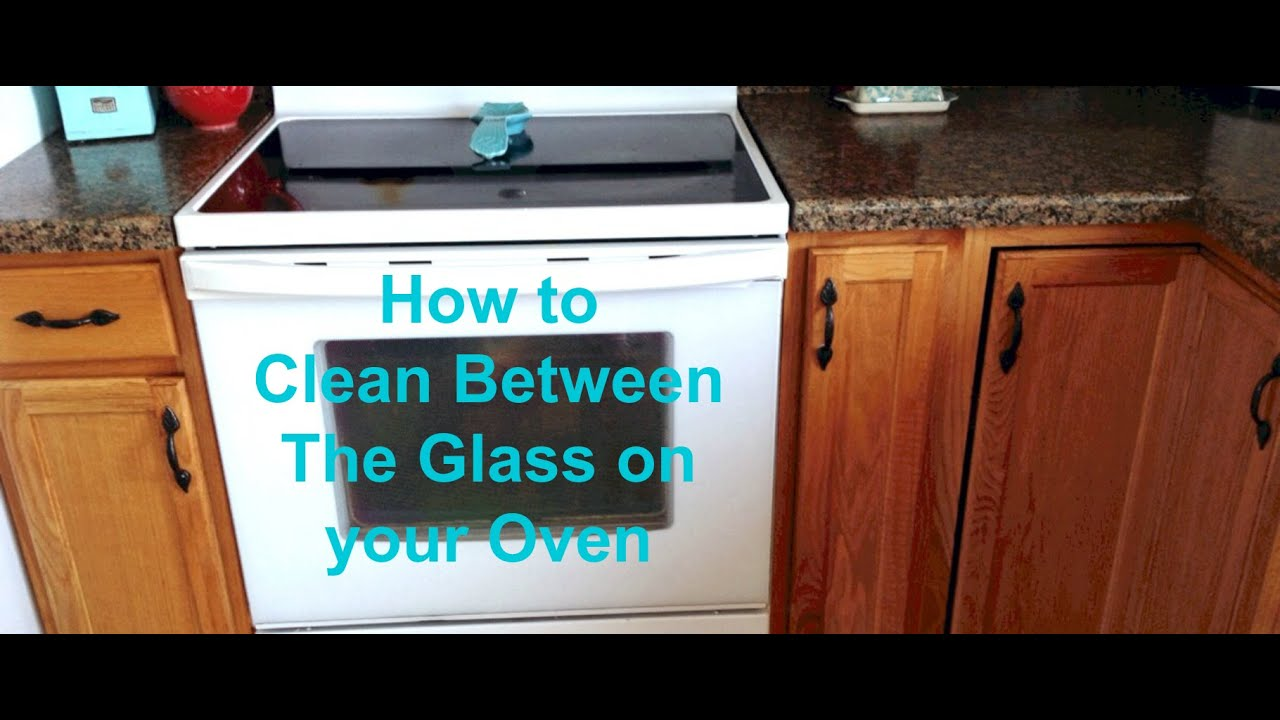 How to clean between the glass on your oven youtube how to clean between the glass on your oven eventelaan Gallery