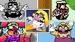 EVOLUTION OF WARIO DEATHS & GAME OVER SCREENS (1994-2008) Gameboy, GBA, Nintendo DS, Wii & More!