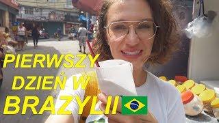 Mój PIERWSZY dzień w RIO DE JANEIRO