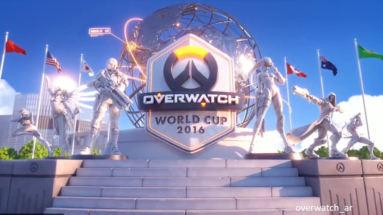 When Is The Overwatch World Cup 2021