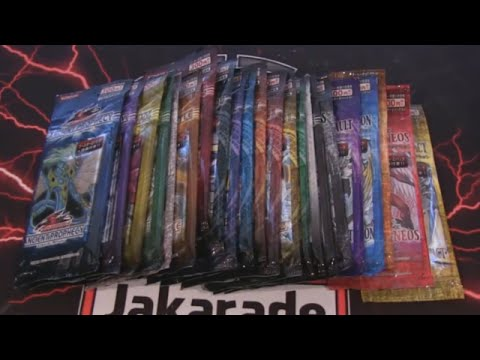 Yugioh OCG Cyberdark Impact & Crimson Crisis 2-Pack Set Opening R1