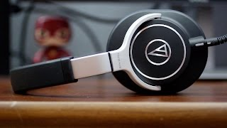 Audio-Technica ATH-M70x: An HONEST Review (2016)