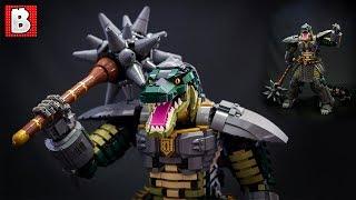 Massive LEGO Medieval Crocodile Warrior! Top 10 MOCs