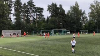 Laura Kalmari 2018: TP-47 - JyPK