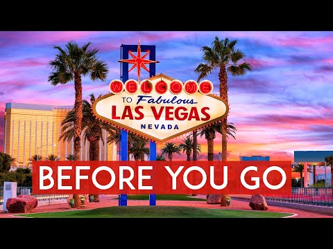 Things To Know BEFORE You Go To LAS VEGAS | Nevada Travel Guide 4K