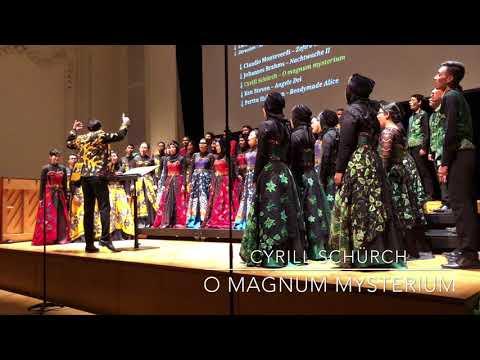 Bogor Agricultural University Student Choir Agria Swara