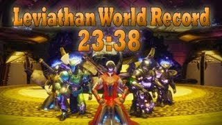 Destiny 2 - Leviathan Raid World Record Speedrun! [23:38]