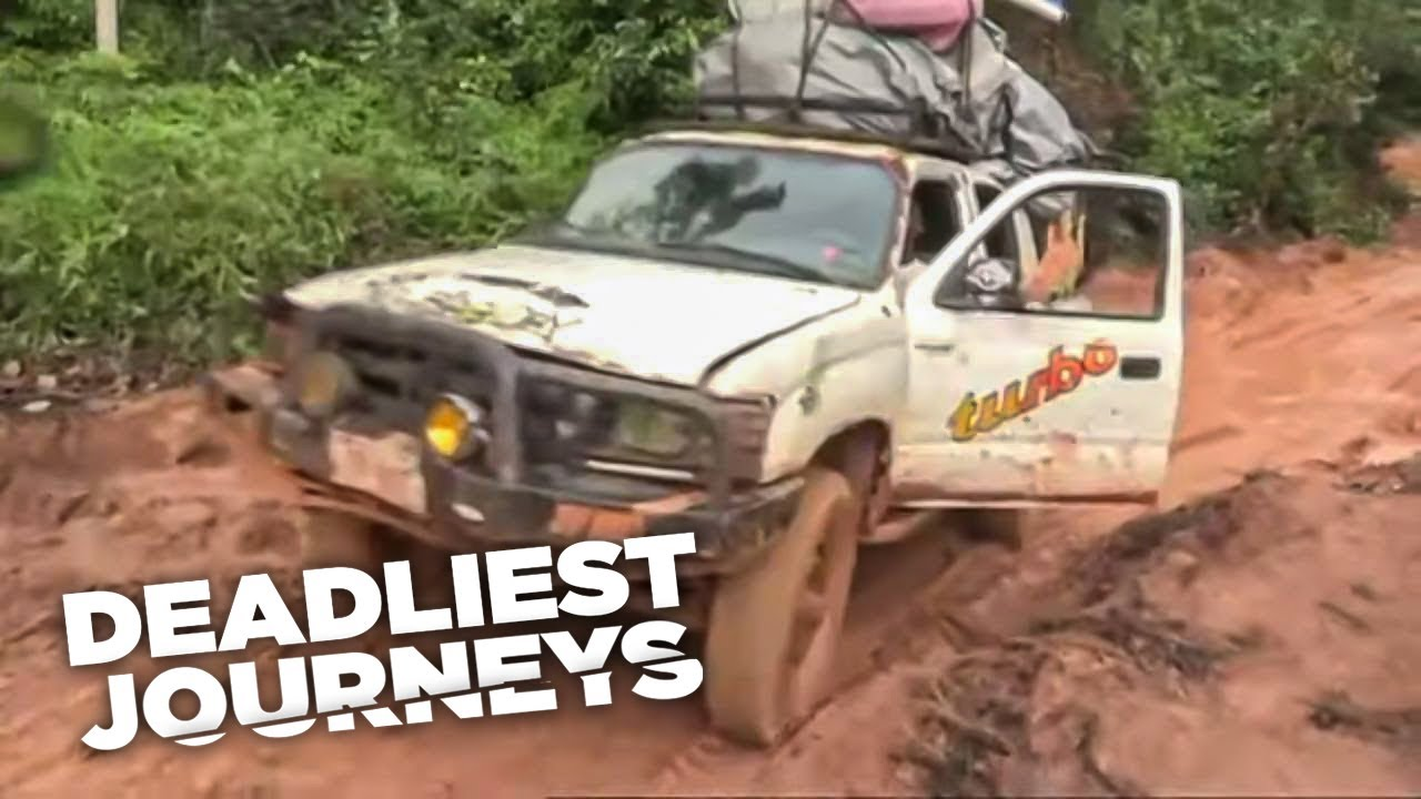 Deadliest Journeys - Liberia: Fatal rains