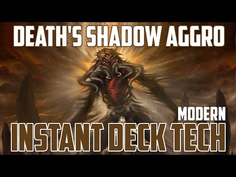 Instant Deck Tech: Death's Shadow Aggro Modern