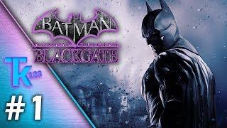 Batman Arkham Origins: Blackgate HD - Parte 1 - Español (1080p)