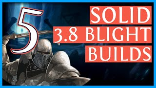 Path Of Exile 3.8 Builds - 5 Solid Builds for Blight League (PoE 2019)