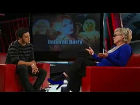 Debbie Harry on The Hour with George Stroumboulopoulos
