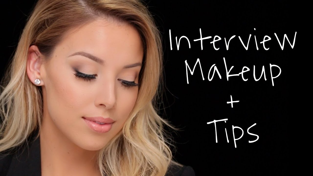 Interview makeup tutorial confidence tips lustrelux youtube baditri Gallery