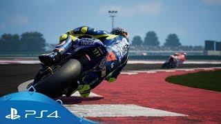 Гонки MotoGP™ 18 | трейлер | ПС4