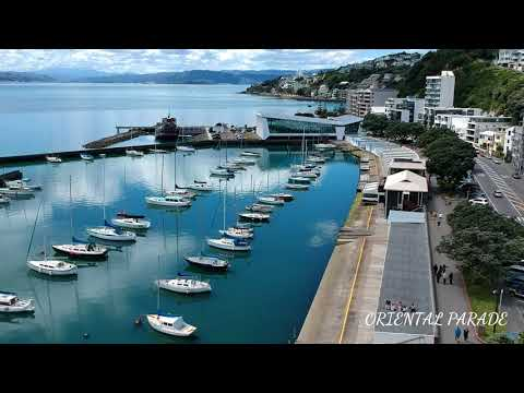 New Zealand | Wellington | Drone Footage