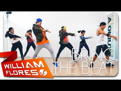 William Flores - Bring the Beat (Machel Montano ft. Tessanne Chin)