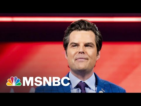 House Ethics Committee Launches Investigation Into Matt Gaetz | The ReidOut | MSNBC