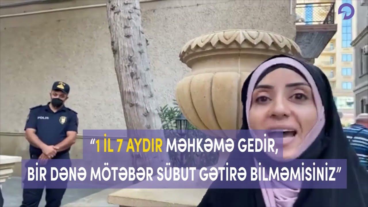 """""""3 ildir öldürülən qardaşımın şəklini istəyirəm, deyirlər dövlət sirridir"""""""