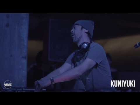 Kuniyuki Boiler Room Mexico City Live Set