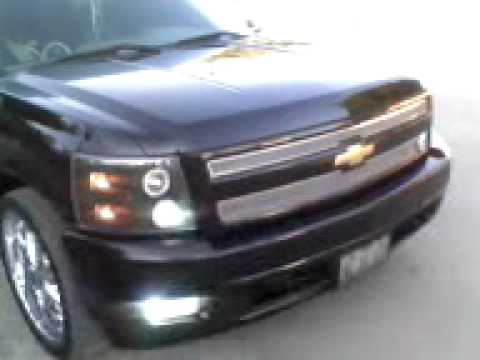 chevy silverado modificada - YouTube