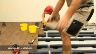Watep SA, Wabern; Sols boisés de grande qualité pour l
