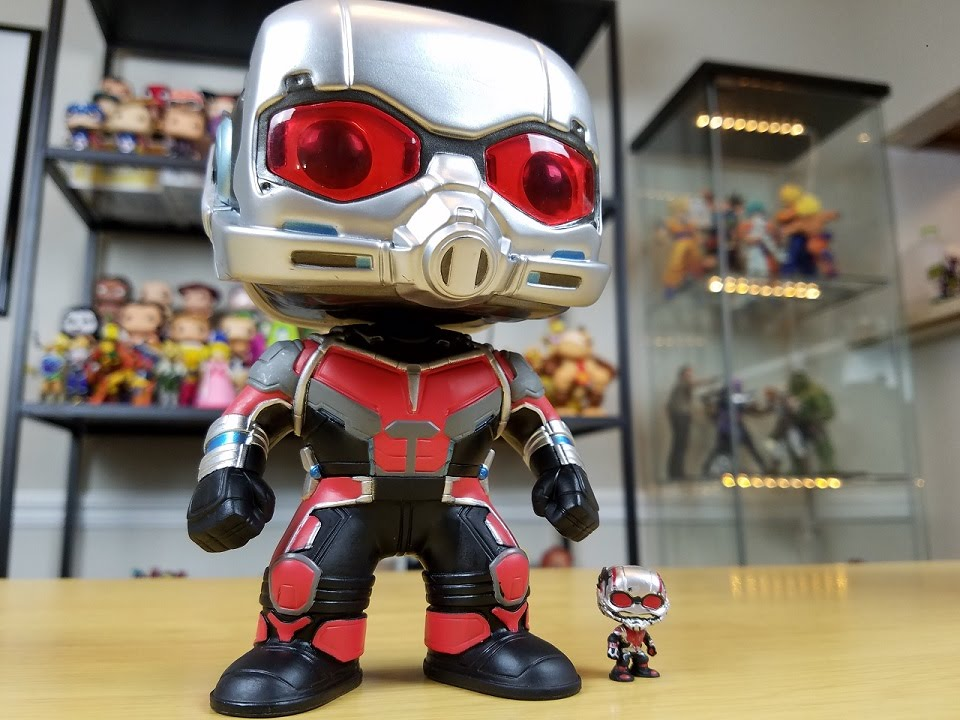 Funko Pop 6 Inch Giant Man Review Youtube