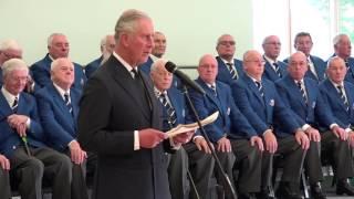 The Prince of Wales's speech in Aberfan