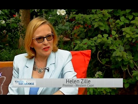 Helen Zille — talks 'NOT WITHOUT A FIGHT', Dr Ramphele, DA factionalism & more (PART 2)